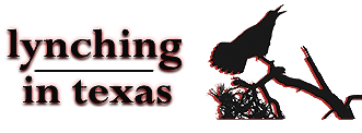 Lynching In Texas